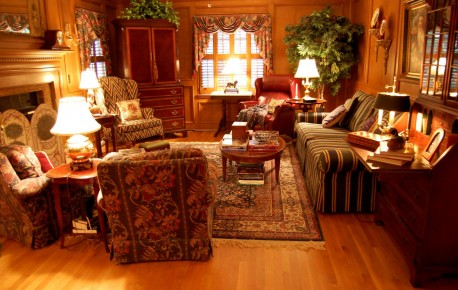 dekorasi ruang keluarga gaya minimalis | minimalist-id