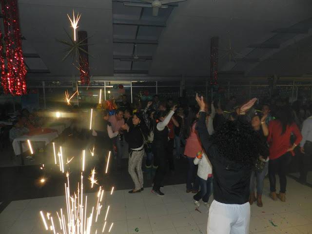 celebracion fin de año empresarial