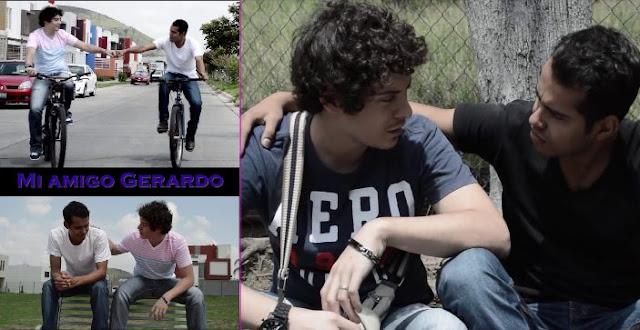 Mi amigo Gerardo, corto