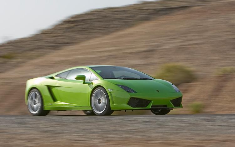 2010 Lamborghini Gallardo Lp560 4 Coupe