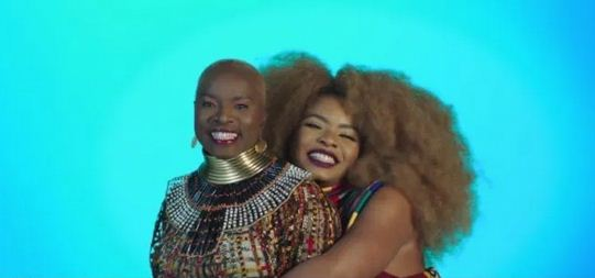 [SB-MUSIC] Yemi Alade – 'Shekere' ft. Angelique Kidjo