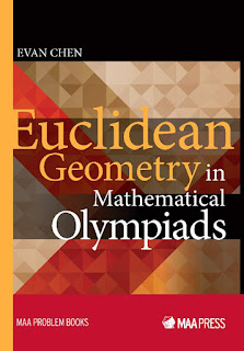 Euclidean Geometry in Mathematical Olympiads by Evan Chen, Aops Solutions Forum