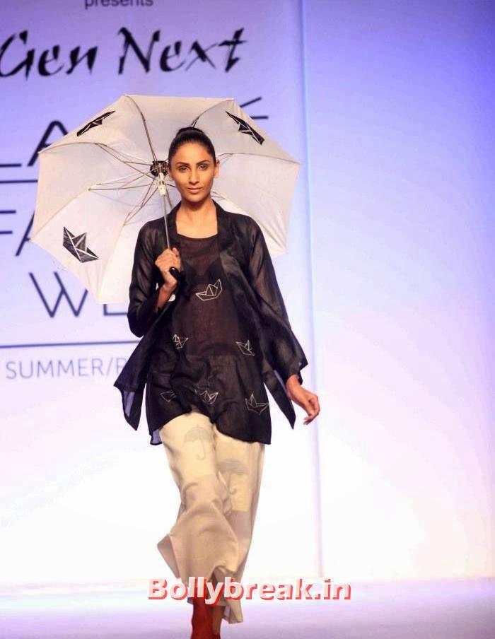 Indian Fashion Show 2014