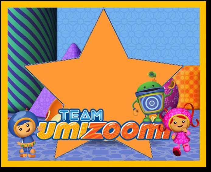 Printable Umizoomi Invitations