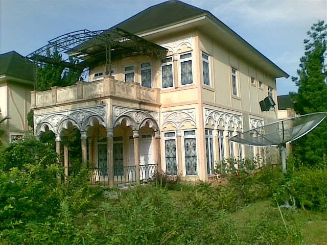 Foto(5487) jual villa 4 kamar di kota bunga puncak jual tanah di kota bunga