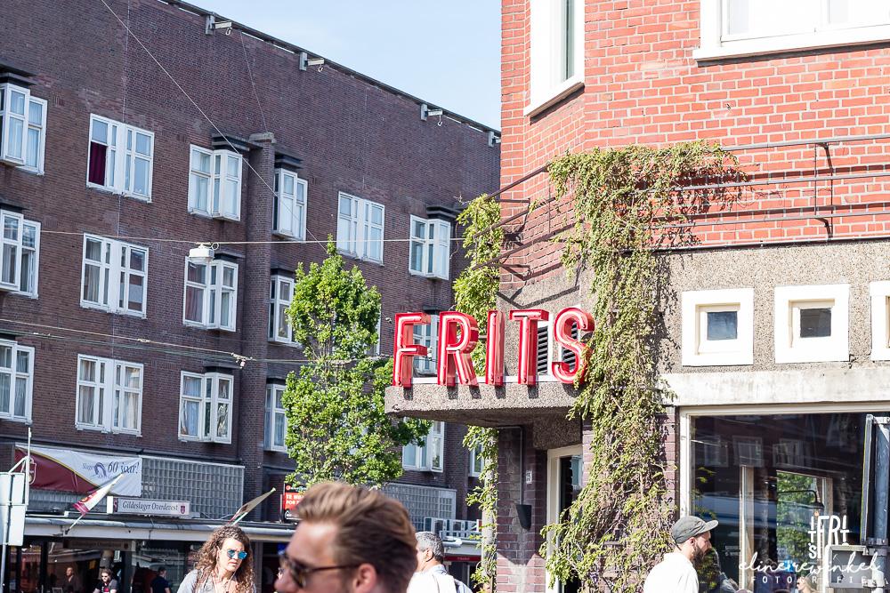 Café Frits Amsterdam