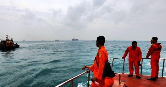 Karena Dihantam Badai 2 Kapal Tenggelam untungnya 17 Nelayan Selamat