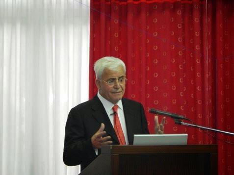 Μια εξέχουσα προσωπικότητα ομιλητής μεταπτυχιακού προγράμματος στοTEI Ανατολικής Μακεδονίας & Θράκης