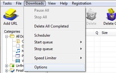 Add IDM Integration Extension to Opera, Chrome, Safari, Firefox