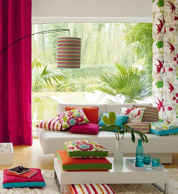 Revista de decoracion living salas comedores on line for Paginas de decoracion de interiores gratis