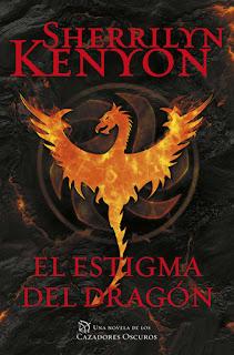 El estigma del dragón de Sherrilyn Kenyon