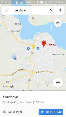 Jalan Lingkar Surabaya