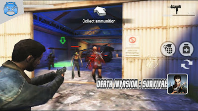 لعبة Death Invasion Survival مكركة، لعبة Death Invasion Survival مود فري شوبينغ