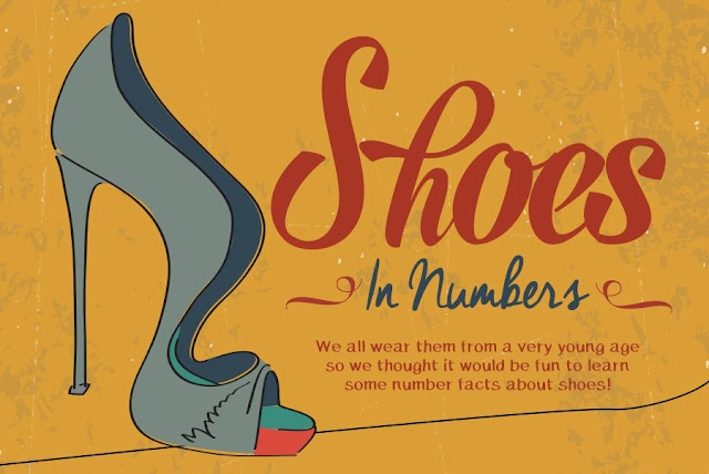 Amazing facts about shoe you never ever knew (infographic)