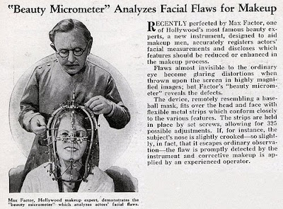 Beauty Micrometer