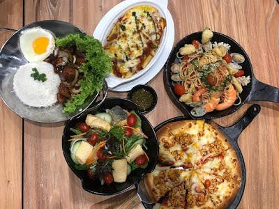 Masakan Menarik di Johor Bahru