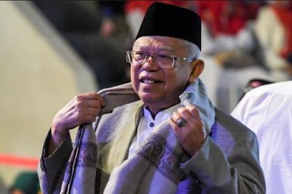 """""""Kyai Ma'ruf Sindir Jokowi"""""""