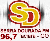 Rádio Serra Dourada FM de Iaciara GO ao vivo pela net