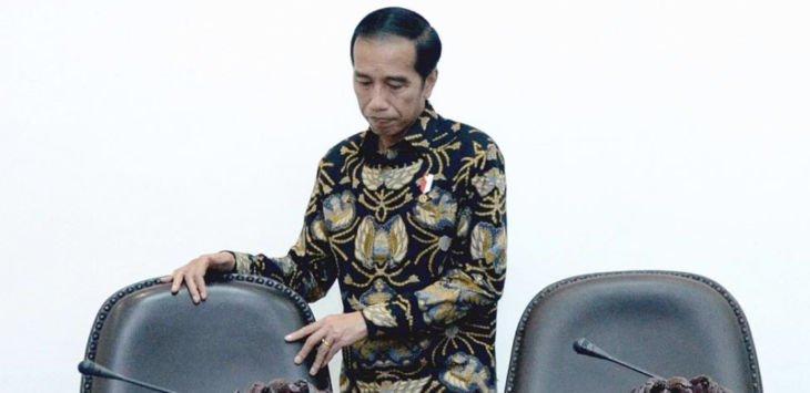 Nggak Mau Kalah Sama Prabowo, Jokowi Juga Mau Kumpulin Parpol Pendukungnya