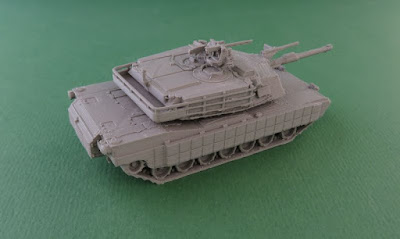 Abrams MBT picture 6