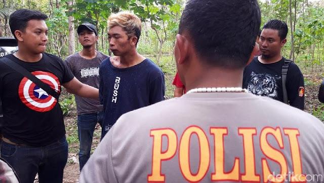 Rekaman CCTV Ungkap Pelaku Pembunuhan Perempuan di Boyolali