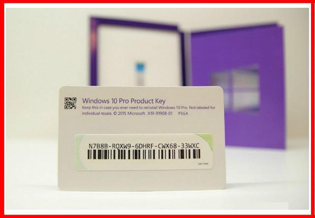 Windows Lisans Anahtarını (Ürün Anahtarı) Bulma