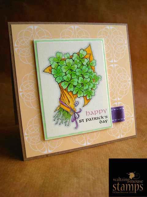 http://www.waltzingmousestamps.com/products/freebie-shamrock-digital-stamp