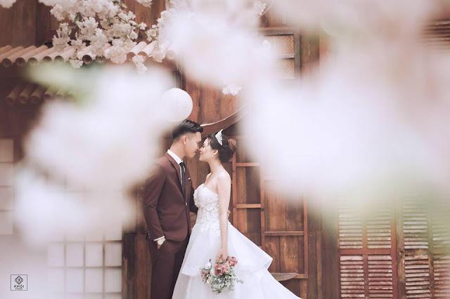 Khám phá studio chụp ảnh cưới đẹp tại Vinh Hotline : 0914 77 99 77