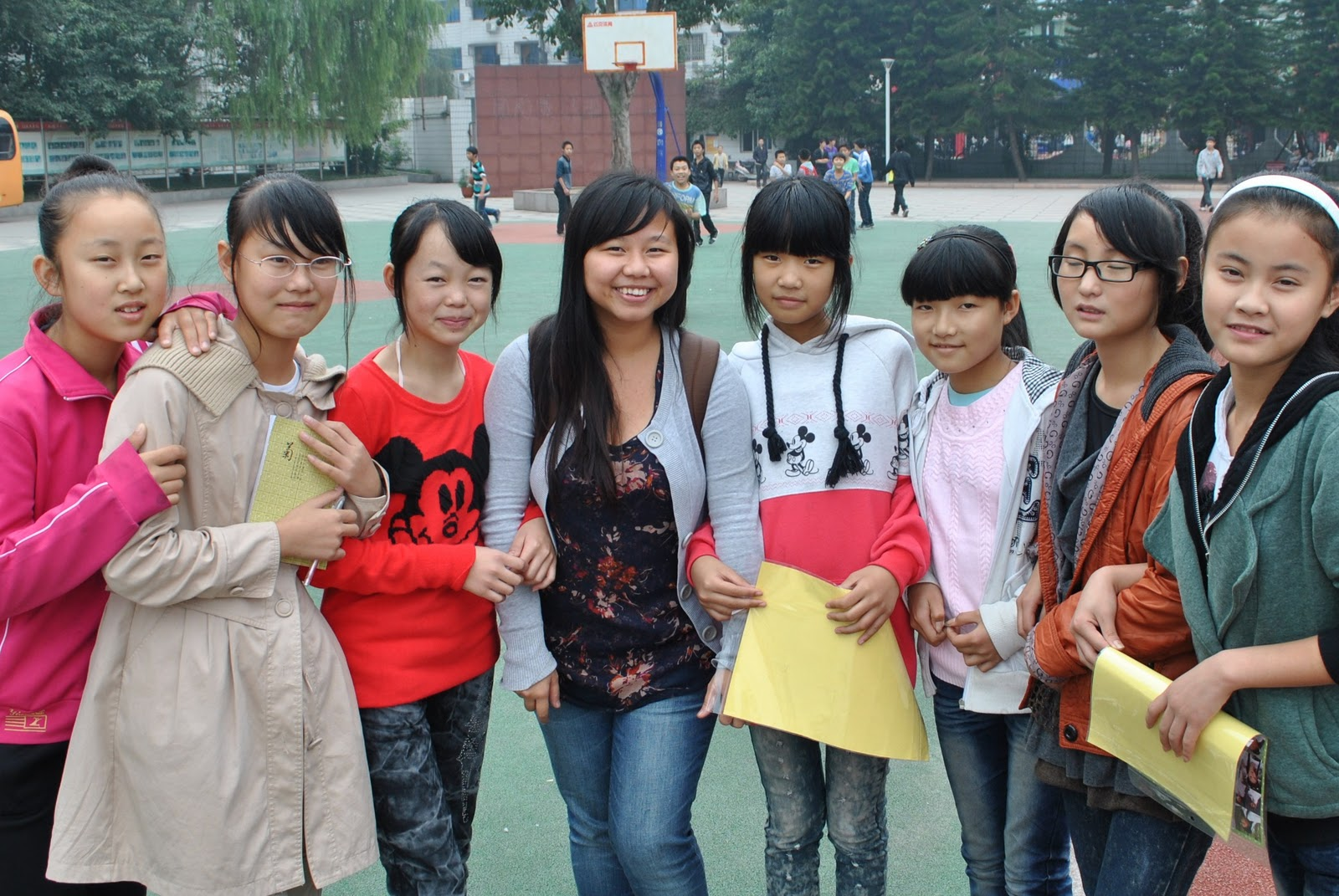 Center Of The World Teaching English In China