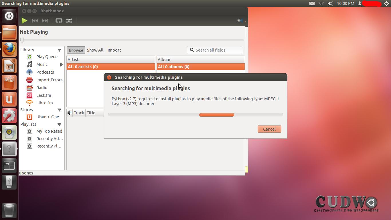 Ubuntu Video plugins