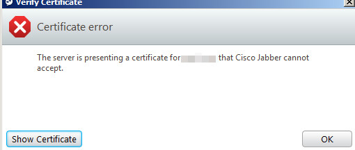 How To Fix Certificate Validation Failure Cisco Anyconnect
