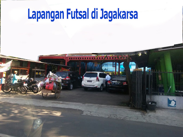 Dijual Lapangan Futsal di Jagakarsa