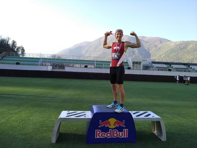 Red Bull 400 Sochi 2018, Андрей Думчев