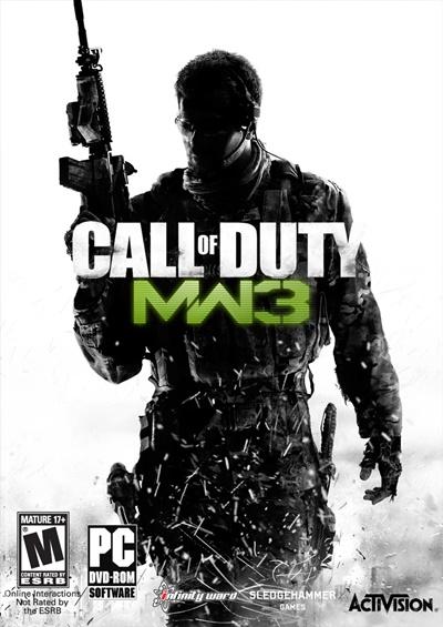 โหลดเกมส์ Call of Duty: Modern Warfare 3