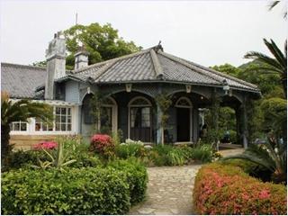 สวนโกลฟเวอร์ (Glover Garden)
