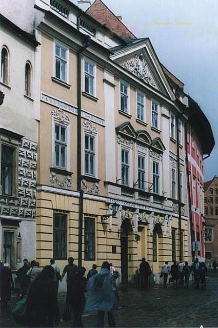 Alloggio di Karol Jozef Wojtyla durante i suoi studi a Cracovia