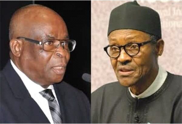 CJN Suspension: @NGRWailers Calls On NBA, National Assembly To Activate Severe Actions Against Buhari.