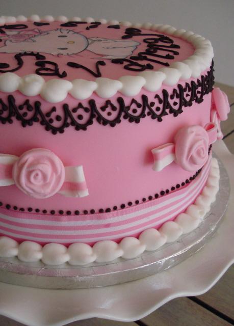 Pretty Perfect Pastry Celebration Cakes