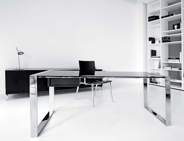 best buy glass contemporary desk furniture for home office design sale