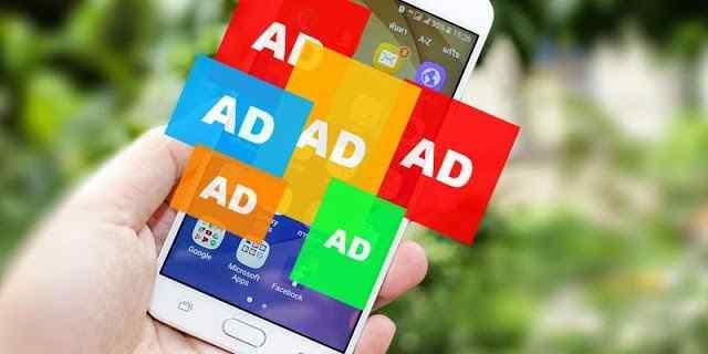 الإعلانات والتطبيقات غير المرغوب فيها