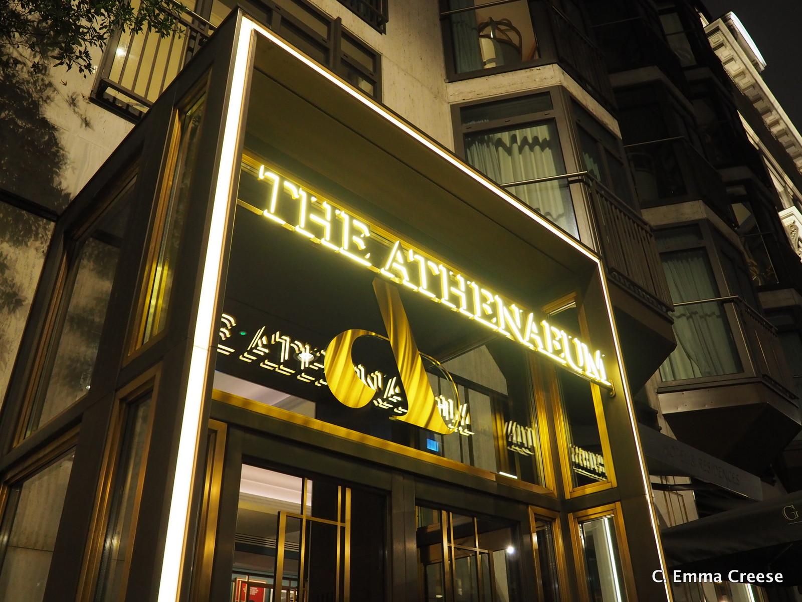 Galvin At The Athenaeum Hotel Luxury Restaurant Adventures of a London Kiwi