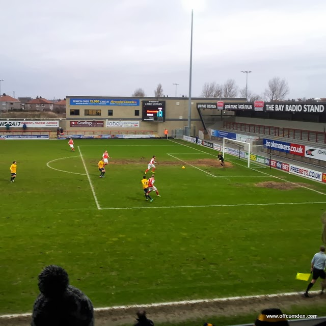 morecambe v oxford