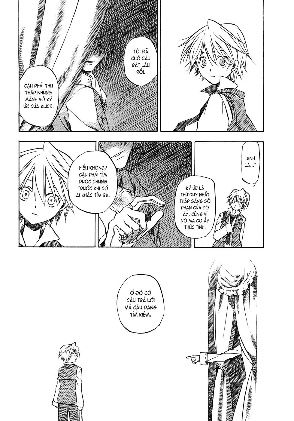 Pandora Hearts chương 004 - retrace: iv rendezvous trang 32