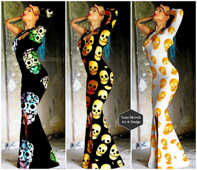 golden-skull-pattern-fashion-by-yamy-morrell