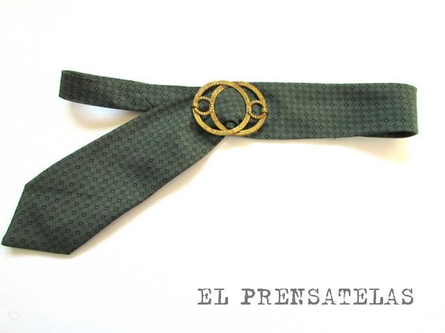 Corbata cinturon