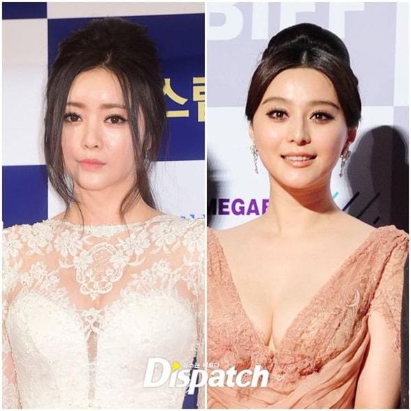 Những sao Hoa - Hàn giống nhau như anh chị em 'thất lạc' - Ảnh 10