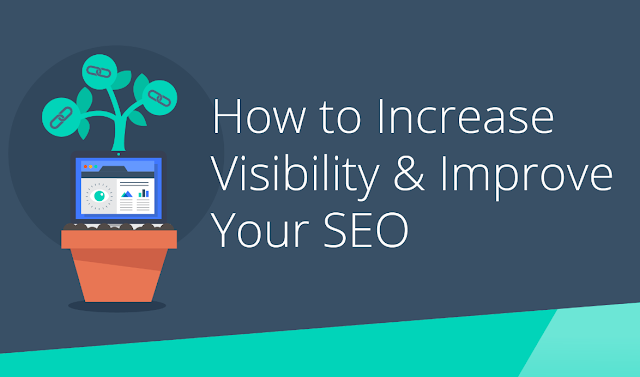 How to Gain More Website Visibility (infographic)