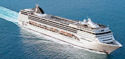 MSC Anuncia Crucero y vuelo a la Habana