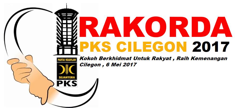 Logo Rakorda PKS Kota Cilegon 2017