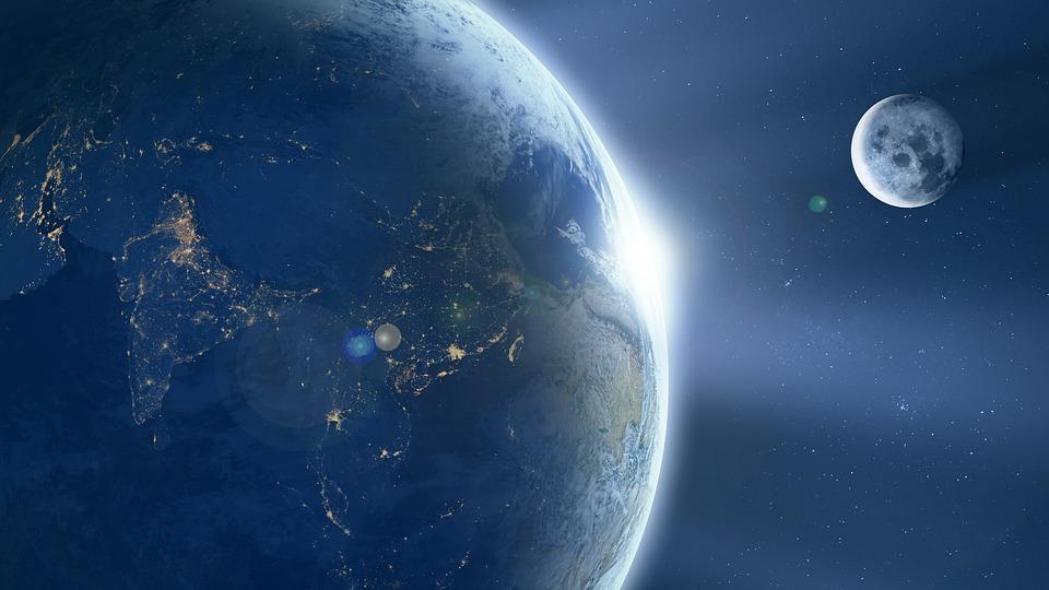 Puls Ziemi, zmiana częstotliwości ziemi